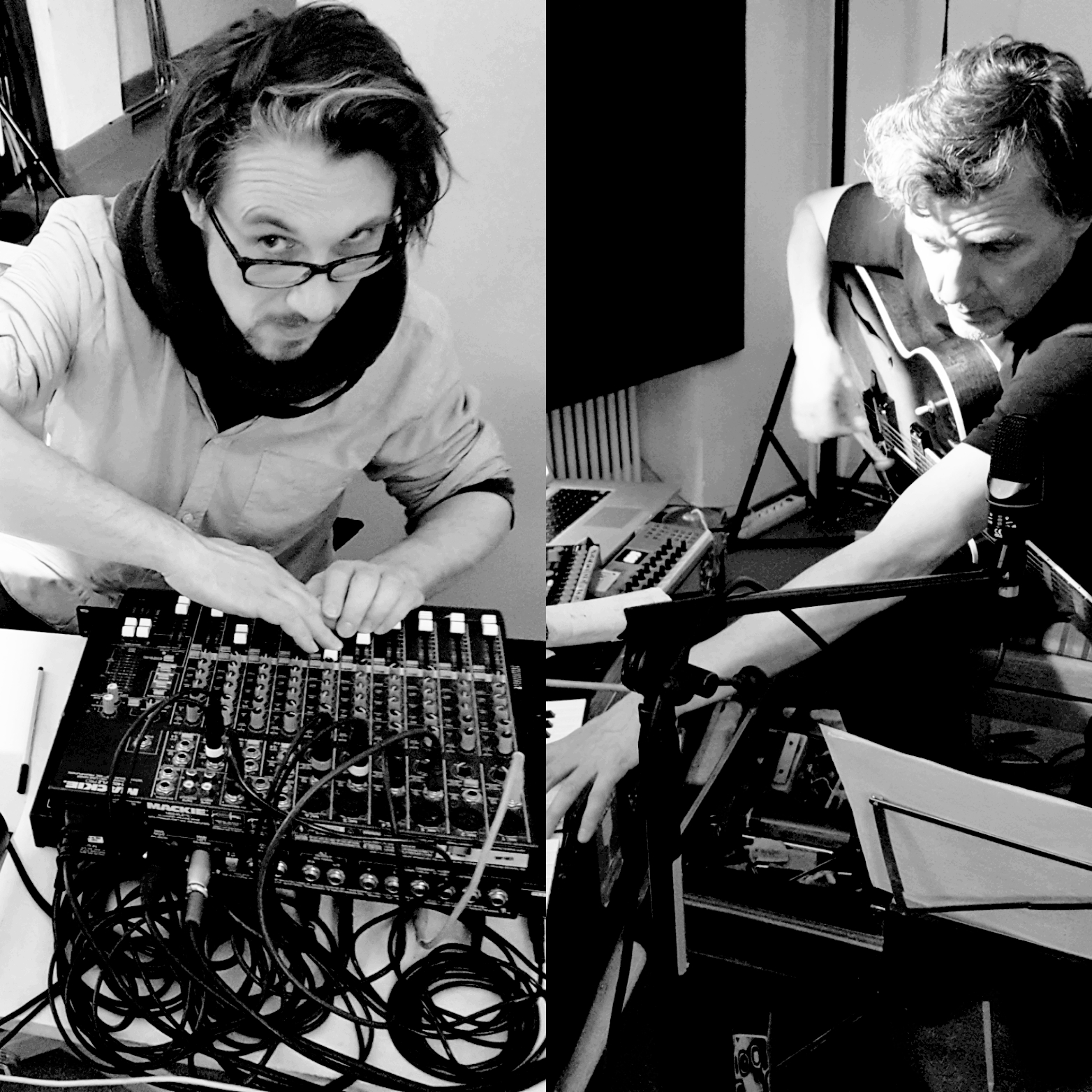 The Quiet Cue: Nicolas Wiese, Michael Renkel