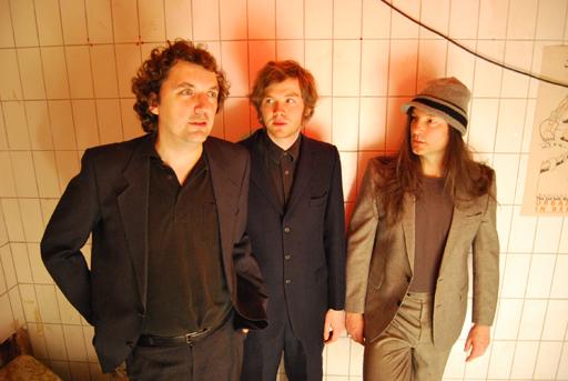 berlin electric guitar unit: Michael Renkel, Tobias Vethake, Jörg M. Zeger