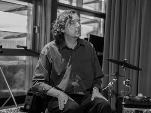 at a l'arme! festival 2012 with Sven Ake Johansson & Burkhard Beins: Konversationslexikon
