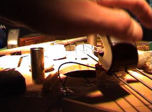 amplified stringboard