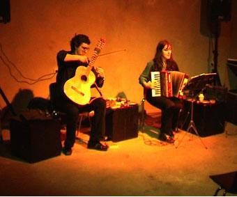 Michael Renkel & Fernanda Farah: Anti Chambre