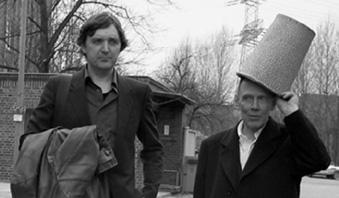 Michael Renkel & Sven Åke Johansson_Foto by Theresa Iten