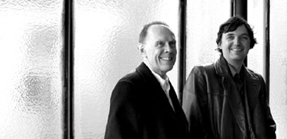 Sven Åke Johansson & Michael Renkel_Foto by Theresa Iten