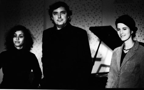 Michael Renkel, Sabine Vogel, Magda Mayas, phono phono