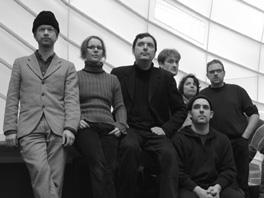 ensemble phosphor: Axel Doerner, Annette Krebs, Michael Renkel, Robin Haward, Andrea Neumann, Ignaz Schick, Burkhard Beins